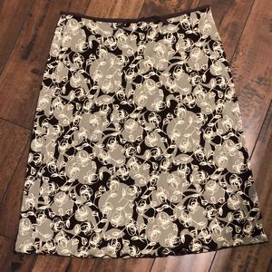 Max Studio Mini Skirt